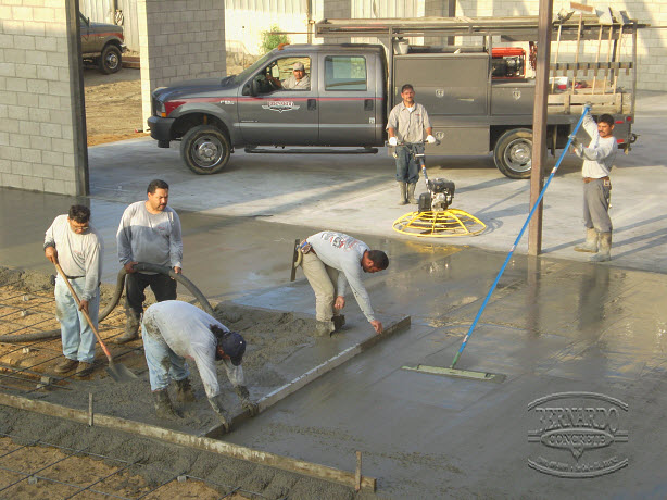 Orange County Concrete Contractors