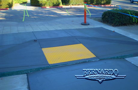los angeles handicap ramps