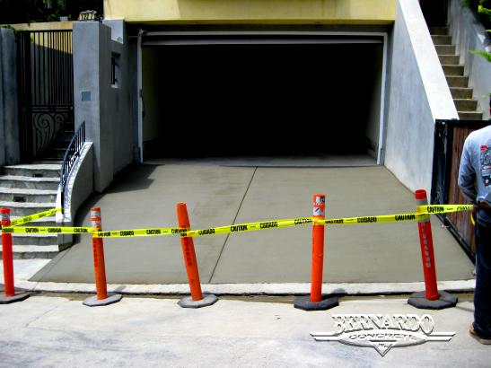 socal concrete driveway