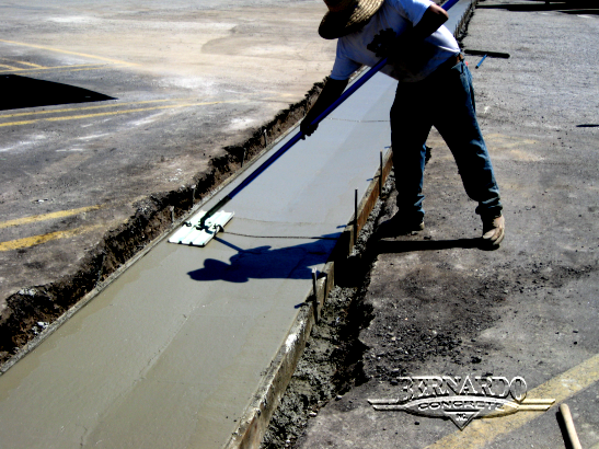 costa mesa concrete removal
