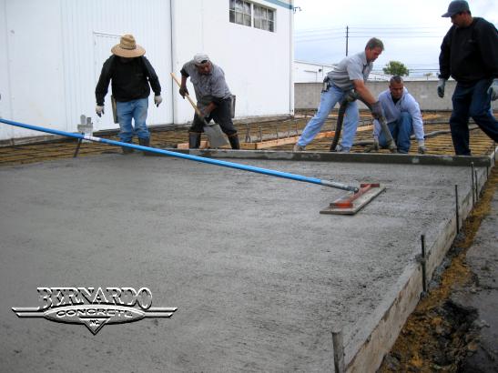 irvine concrete removal