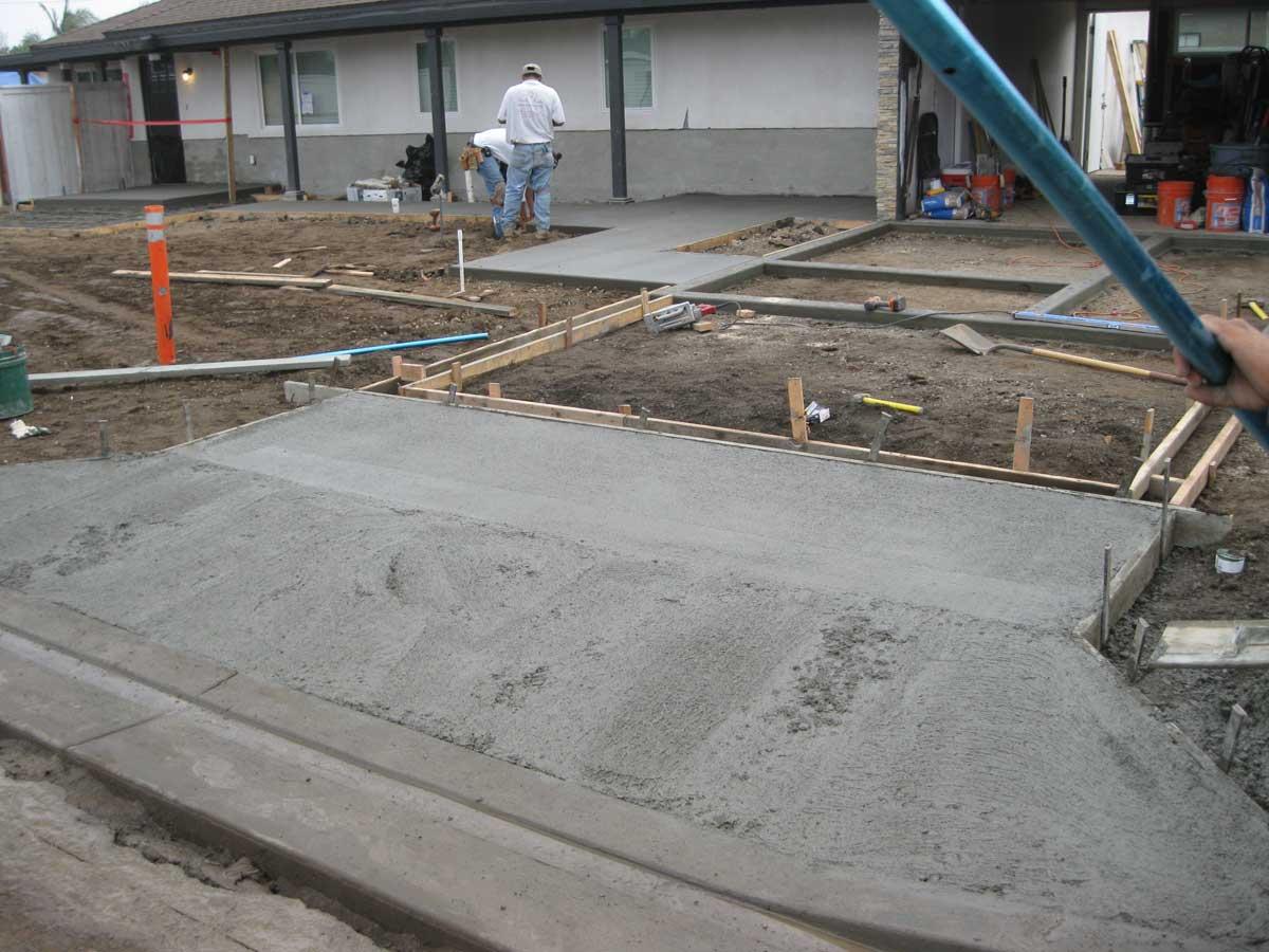Driveway Amp Concrete Approach Replacement Concrete
