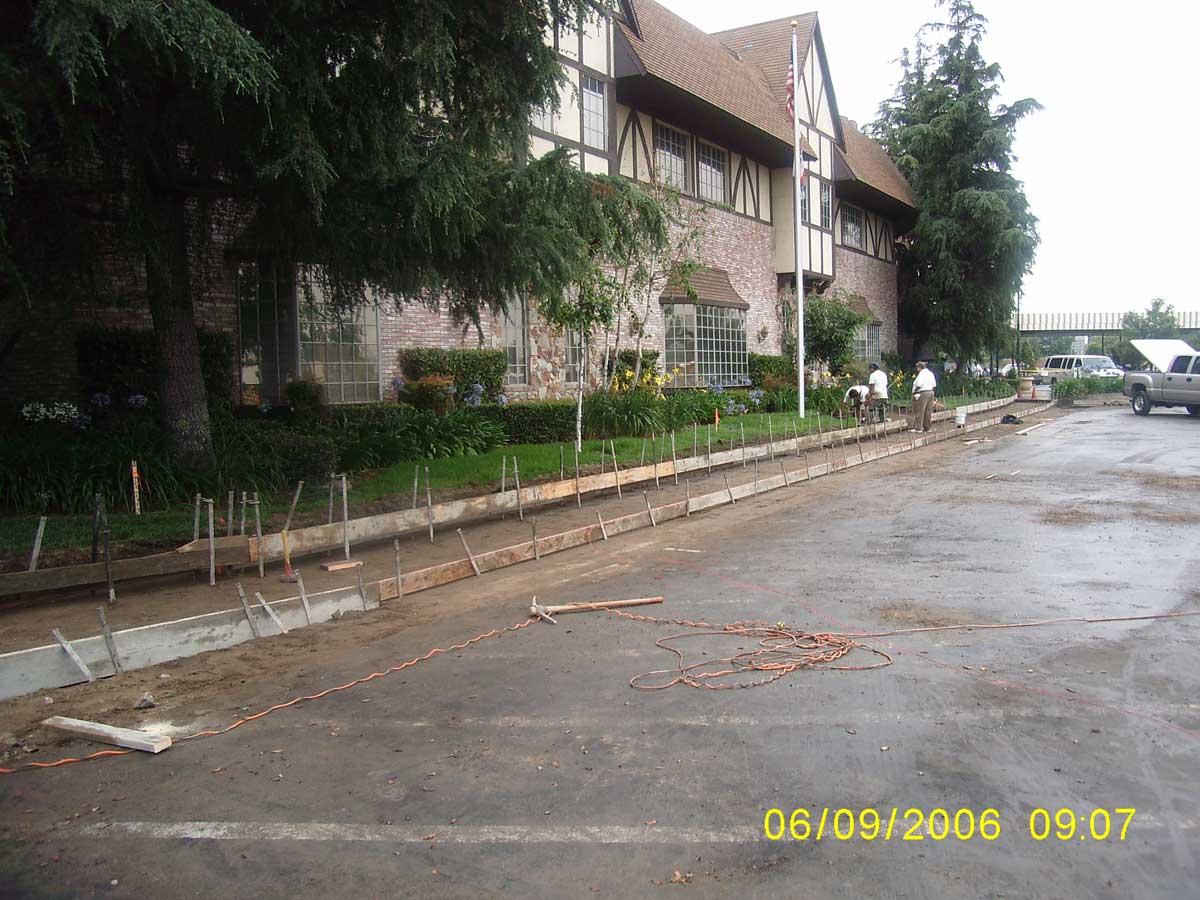 Concrete Sidewalk Designs